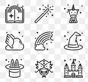 Fairy Tale - Icon Design Clip Art PNG