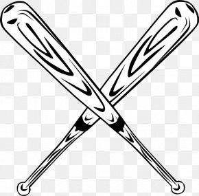 Softball Balks And Bat Drawing - Louisville Bats Baseball Bat Softball Clip Art PNG