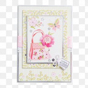 Design - Floral Design Paper Greeting & Note Cards Picture Frames PNG