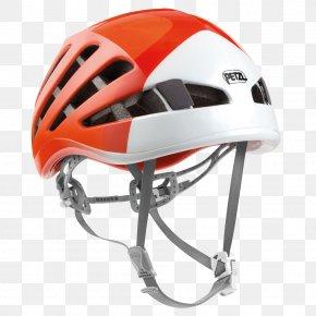 Bicycle Helmet - Motorcycle Helmets Petzl Climbing Mountaineering PNG