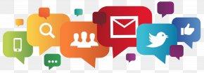 Social Media - Digital Marketing Social Media Marketing Digital Media PNG