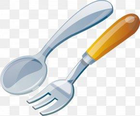 Spoon - Spoon Fork PNG