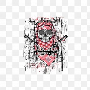 Horror Skull Design Image - Skull Calavera Graphic Design Illustration PNG