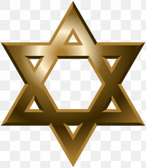 Star Of David Icons - Star Of David Clip Art Transparency Image PNG