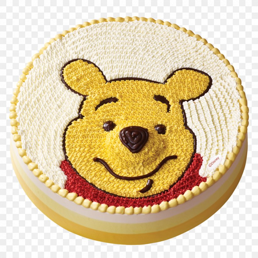 Magnificent Winnie The Pooh Butter Cake Fudge Cake Birthday Cake Png Funny Birthday Cards Online Aeocydamsfinfo