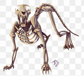 Skeleton - Homo Sapiens Skeleton Insect Joint Legendary Creature PNG