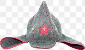 Cap - Peaked Cap Hat Headgear Ushanka PNG