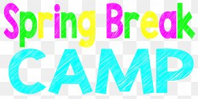 Birthday Kids - Logo Brand Green Spring Break Font PNG