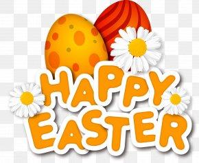 Easter Eggs - Easter Bunny Picture Frame Easter Egg PNG