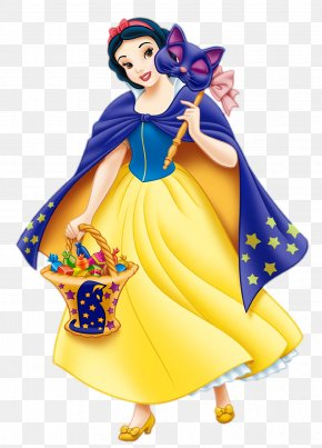 Snow White Princess Clipart - Snow White Queen Belle Clip Art PNG