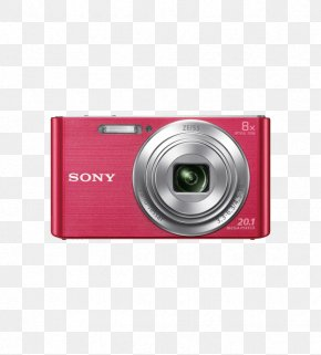 Camera - Sony Cyber-shot DSC-W830 Point-and-shoot Camera Sony Cyber-shot DSC-W810 索尼 PNG