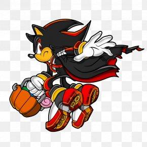 Shadow The Hedgehog Fandom - Drawing Image Sonic The Hedgehog Costume Illustration PNG