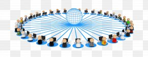 Conference - Internet Access User Clip Art PNG