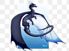 Dragon - Wings Of Fire Darkstalker Fan Art Drawing PNG