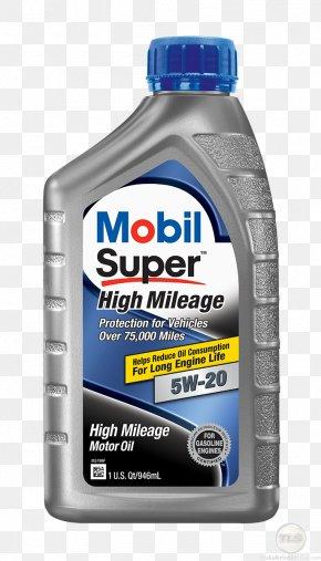 Protect Motor Oil - Car Mobil 1 ExxonMobil Motor Oil PNG
