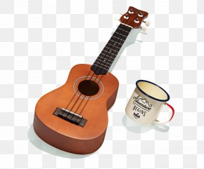 Play The Guitar - Acoustic Guitar Ukulele Acoustic-electric Guitar Tiple Cavaquinho PNG