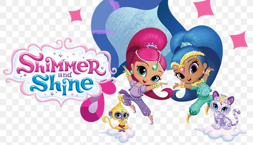Fantastic Birthday Party Favor Gift Fisher Price Shimmer And Shine Magic Personalised Birthday Cards Beptaeletsinfo