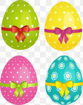 Easter Egg - Red Easter Egg Clip Art PNG