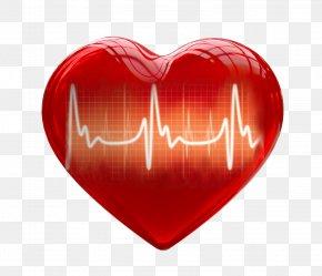 Love Symbol - 3D Computer Graphics Heart Clip Art PNG
