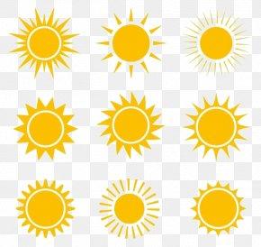 More Sun Set - Royalty-free Euclidean Vector Clip Art PNG