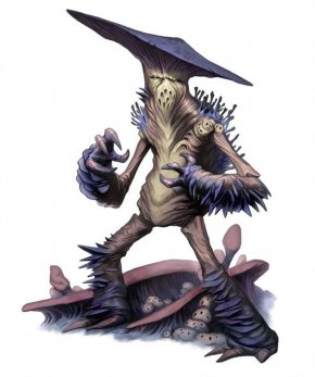 Creature - Dungeons & Dragons DeviantArt Monster Concept Art PNG