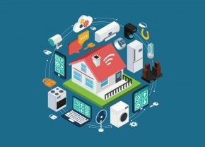 Home Appliances - Internet Of Things Digital Marketing Technology Business PNG