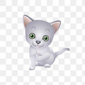 Kitten - Kitten Whiskers Tabby Cat Domestic Short-haired Cat PNG