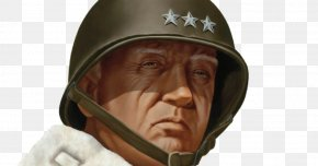 United States - George Patton Second World War Micromanagement United States PNG