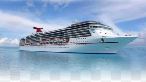 Ships And Yacht - George Town Cruise Ship Carnival Cruise Line Boat PNG