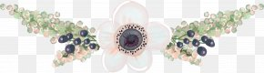 Floral Decoration - Body Piercing Jewellery Human Body PNG