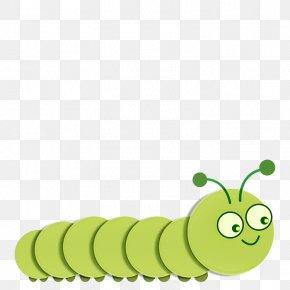 Moths And Butterflies Larva - Caterpillar Insect Larva Moths And Butterflies PNG