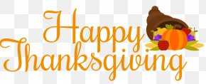 Thanksgiving Clip Art - Today Is Thanksgiving! Public Holiday Clip Art PNG