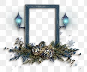 Fantasy Winter Background - Christmas Decoration Christmas Ornament Advent Easter PNG