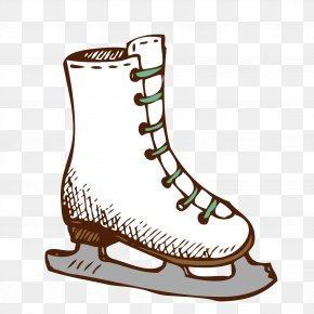 Hand-painted Cartoon Toys - Shoe PNG