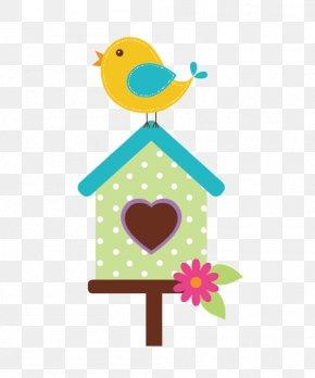 Bird House - Bird Butterfly Party Garden Passerine PNG
