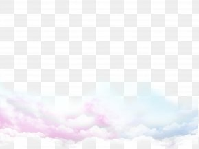Color Clouds - Sky Computer Pattern PNG