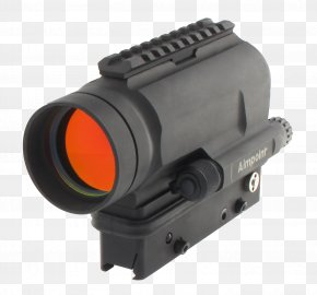 Sights - Aimpoint AB Reflector Sight Red Dot Sight Weapon PNG