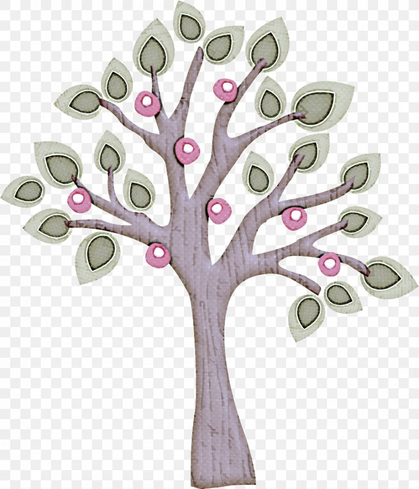 Branch Tree Pink Leaf Plant, PNG, 900x1051px, Branch, Flower, Leaf, Pink, Plant Download Free