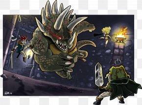 Chrono Trigger - Chrono Trigger Super Mario Bros. Wii Goomba PNG