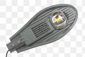 Light - Light Fixture Light-emitting Diode Street Light LED Lamp PNG