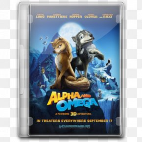 Alpha And Omega - Poster Film PNG