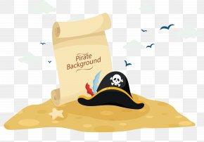 A Letter From The Pirate Captain - U05d4u05e4u05d9u05e8u05d0u05d8 U05d4u05d0u05d3u05d5u05dd Piracy PNG