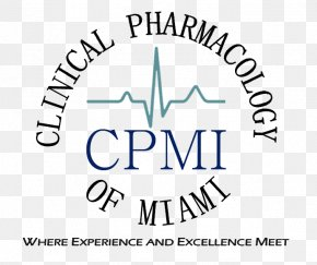 Populations - Clinical Pharmacology Of Miami Logo Brand Design PNG