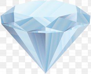 Diamond Clip Art Image - Diamond Gemstone Jewellery Illustration PNG
