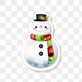 Snowman Pattern - Snowman Icon PNG