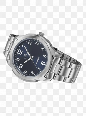 Watch - Watch Strap Analog Watch Metal Titanium PNG