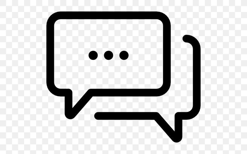 Online Chat Conversation Livechat Software, PNG, 512x512px, Online Chat, Black And White, Communication, Conversation, Livechat Download Free