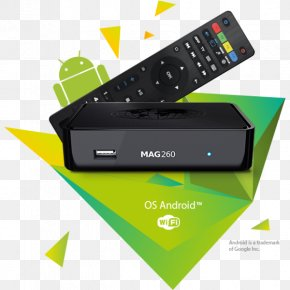 Android Tv Iptv - Set-top Box Mag 254 SEO Mag 256 Original IPTV Set Top Box Multimedia Player Internet TV IP Receiver (HEVC H.256) Faster Than MAG254 Over-the-top Media Services PNG