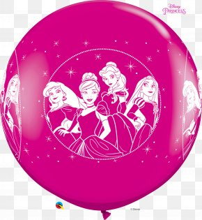 Minnie Mouse - Minnie Mouse Disney Princess Princess Jasmine Princesas Toy Balloon PNG