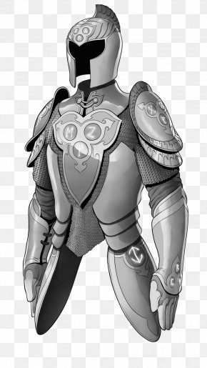 Armour - Plate Armour Dungeons & Dragons Pathfinder Roleplaying Game Drawing PNG